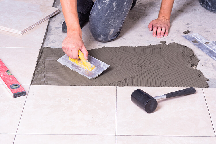 CERAMIC TILE FLOORINGS